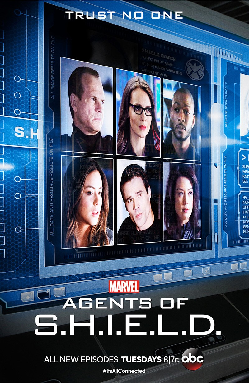 Кадры из фильма агенты щит 3 сезон смотреть онлайн hd 720 lostfilm